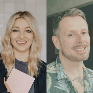 EP73 - Jo Irving & Ollie Blackaby discuss back to work mental health