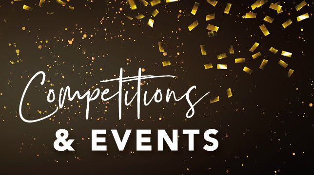 Competitions & Events